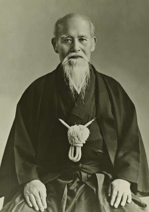 Morihei Ueshiba