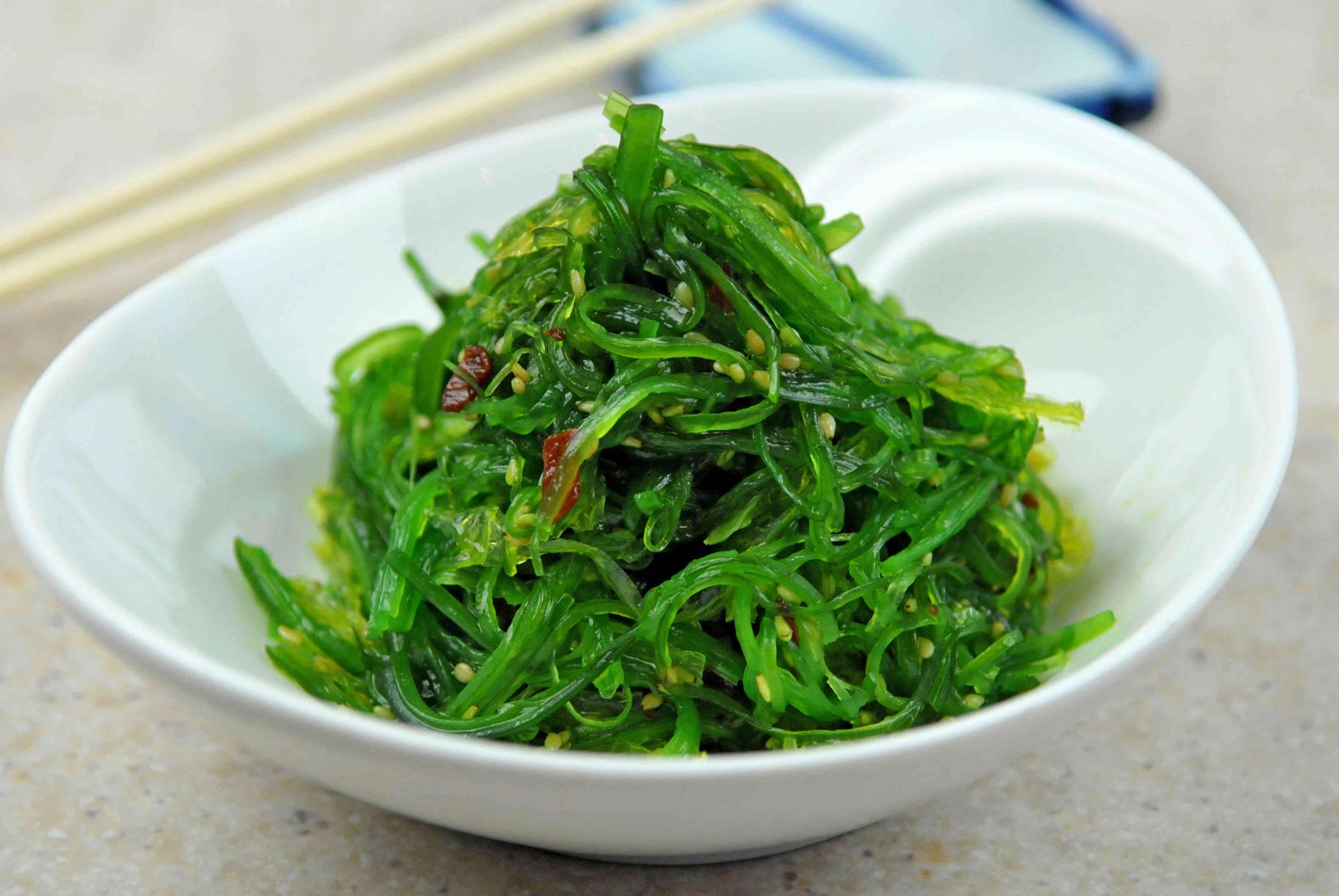 seaweed yin food
