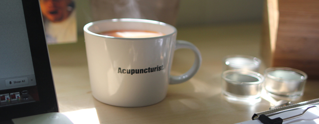 Ask an Acupuncturist.