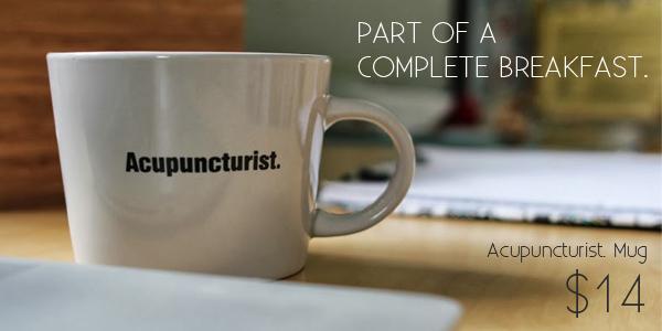 Acupuncturist Mug