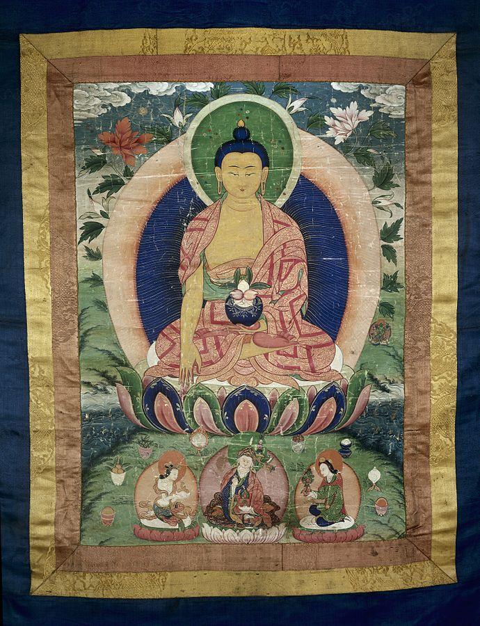 Bhaisajyaguru The Medicine Buddha : Chinese Medicine Living
